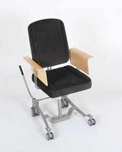 verstelbare stoel